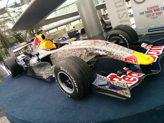 Red Bull Hangar-7: F1 #2