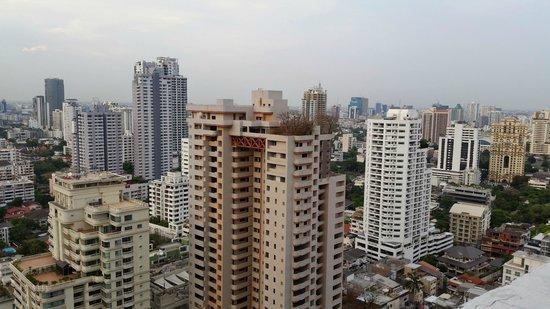 S31 Sukhumvit Hotel: Penthouse View