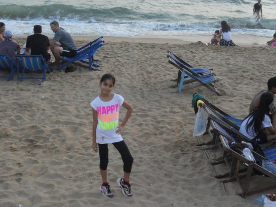 Jomtien Beach : On the Beach