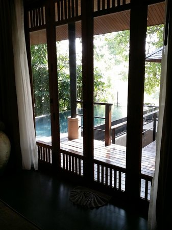 GUTI Resort by AKA: View from the living area