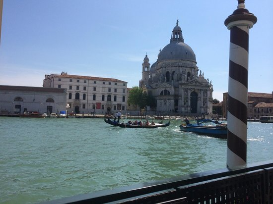 The Westin Europa & Regina, Venice : View from lunch...