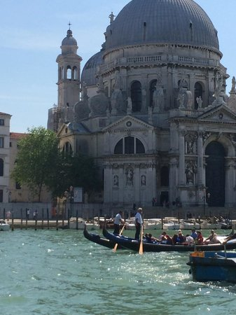 The Westin Europa & Regina, Venice: View from Lunch