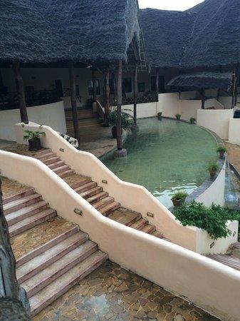 Ocean Paradise Resort & Spa: Near the lobby