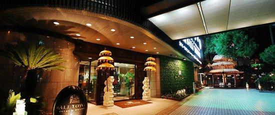 Hotel Bali Tower Osaka Tennoji