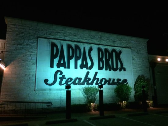 Pappas Bros. Steakhouse : Legendary