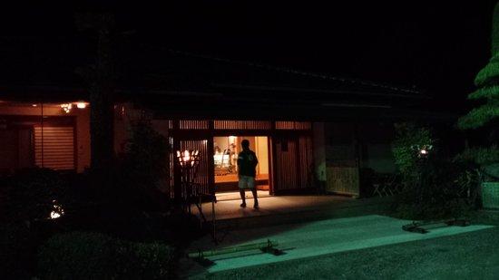 Momoyama : 夜