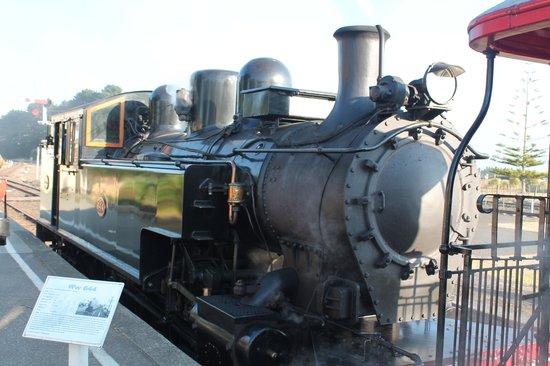 Glenbrook Vintage Railway: Loco 179...1915