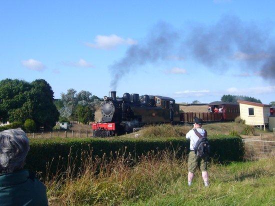 Glenbrook Vintage Railway: Photo shoot