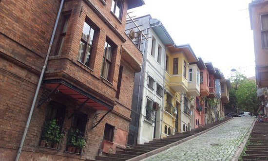 Photo from balat district educa suites istanbul for Educa suites istanbul