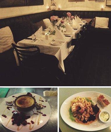 Hos Naboen: Varied food and a great atmosphere