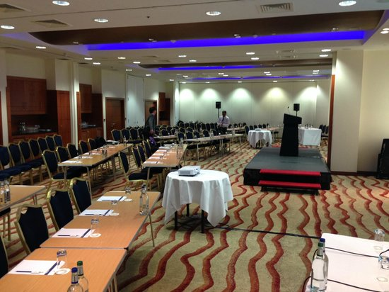 Park Plaza Victoria London: Conference room