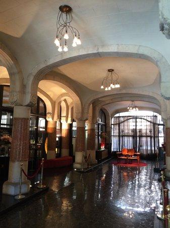 Casa Fuster Hotel: Lobby area