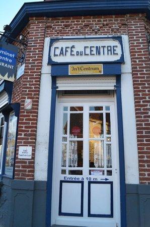 Restaurant Estaminet Centre : Estaminet du Centre Godewaersvelde