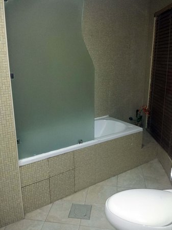 Captains Hotel : bagno camera superior