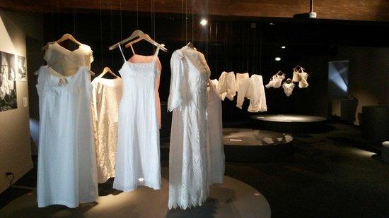 """Musée Dauphinois : Exhibition """"Le dessous de l'Isere"""""""
