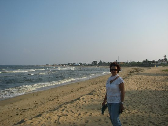 Vivanta by Taj - Fisherman's Cove : l'hôtel est au bord du Golfe du Bengale