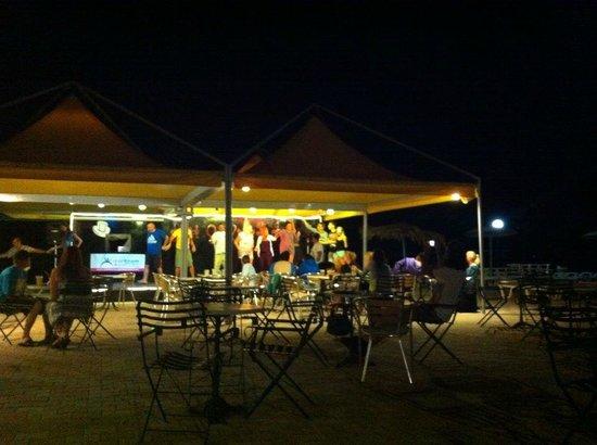 Corfu Sea Gardens: Entertainment
