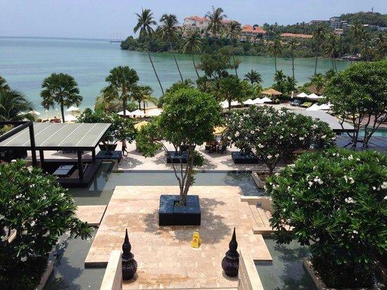 Pullman Phuket Panwa Beach Resort: View from the main building