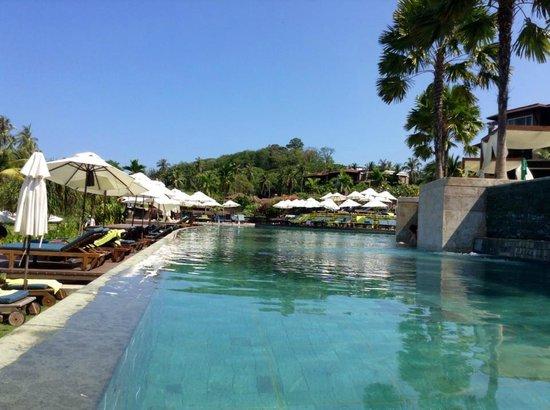Pullman Phuket Panwa Beach Resort: Main pool area