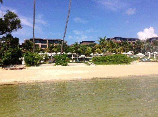 Pullman Phuket Panwa Beach Resort: View from the beach