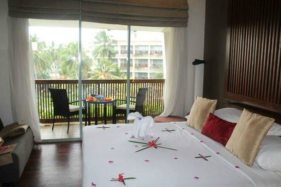 Eden Resort & Spa: The room