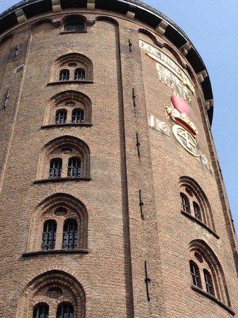 Rundetaarn: Круглая башня