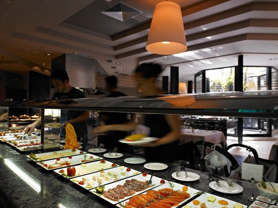 Protur Turo Pins Hotel & Spa: Comedor - Dinner Room