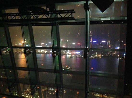 Aqua Roma, Aqua Tokyo & Aqua Spirit: Vista dal bar