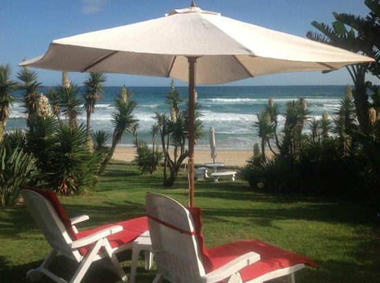 Haus am Strand - On the Beach : Hier kann man gut entspannen