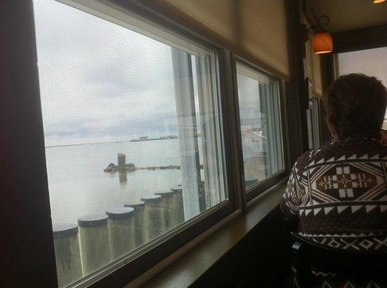 Fanizzi's by the Sea: Si mangia guardando il mare ...