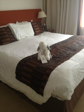 Waterhead Hotel: Sam the dog