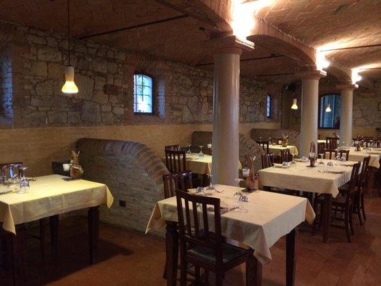 Agriturismo La Razza: il ristorante