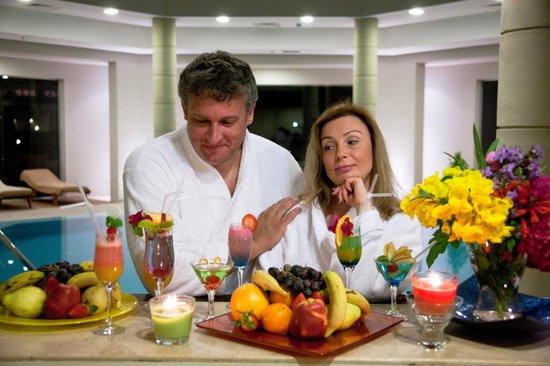 Ecotel Dahab Bay View Resort: Vitamin Bar