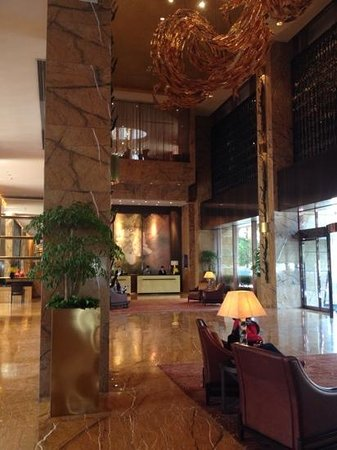 Fairmont Beijing: Hotel Lobby
