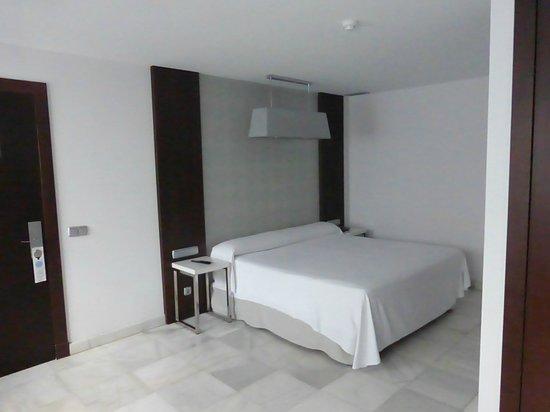 Mercure Algeciras: la stanza