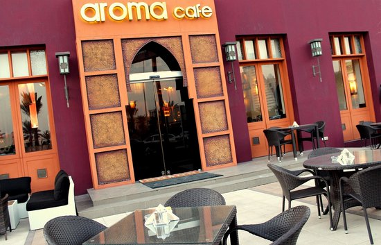Aroma Restaurant and Cafe