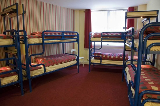 Abigails Hostel: 8 bed dorm
