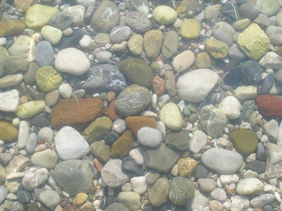 Бельдиби, Турция: вода на пляже отеля