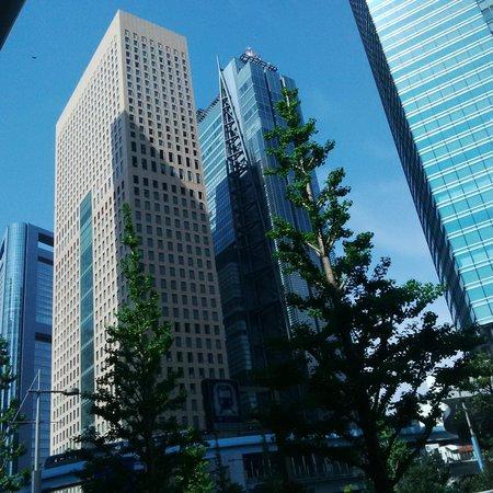 Royal Park Hotel The Shiodome, Tokyo: esterno