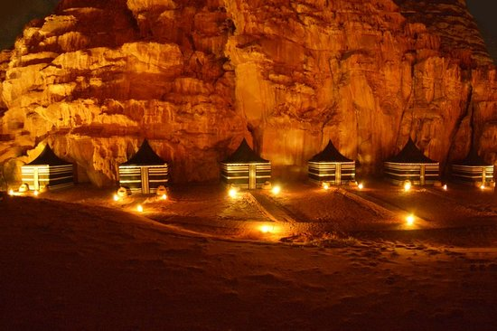 Full Of Stars Tent Picture Of Wadi Rum Night Luxury Camp