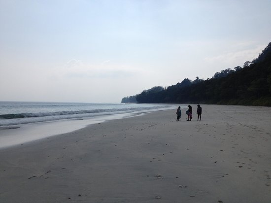 Barefoot at Havelock: Radhanagar Beach