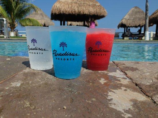 Paradisus Cancun: просто вкусно