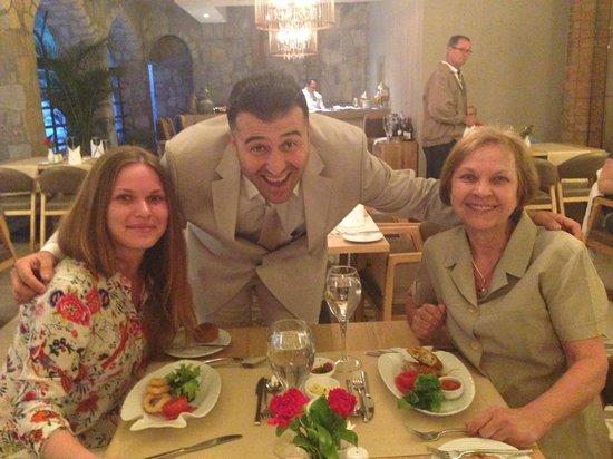Barut Hemera : В рыбном ресторане