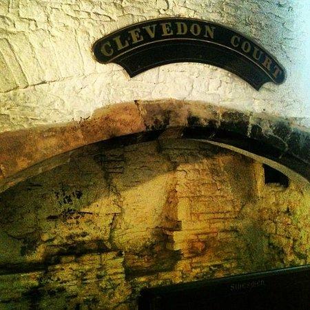 Clevedon Court: Old kitchen