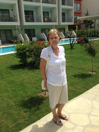 Barut Hemera : На территории отеля