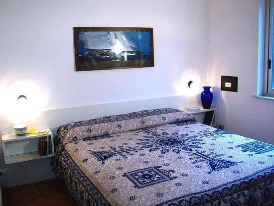 Le Palme Garden: la camera da letto