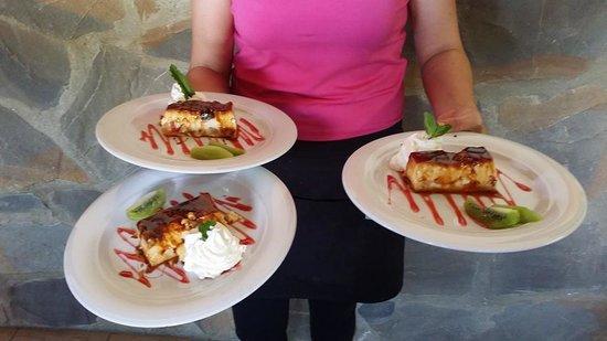 Venta Restaurante Los Pedregales: Puding