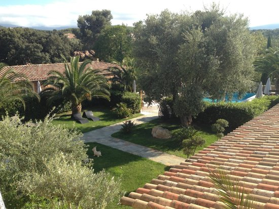 La Dimora : From the window....