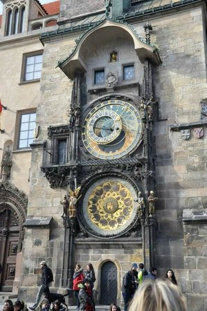 Charles Bridge Residence: Clock Tower