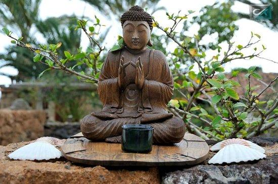 Hacienda Cristóforo: Buddha